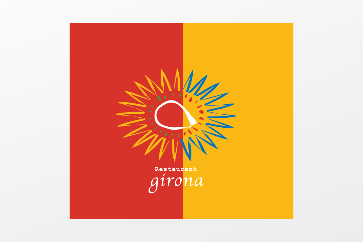 スペインバル ジローナのロゴマーク