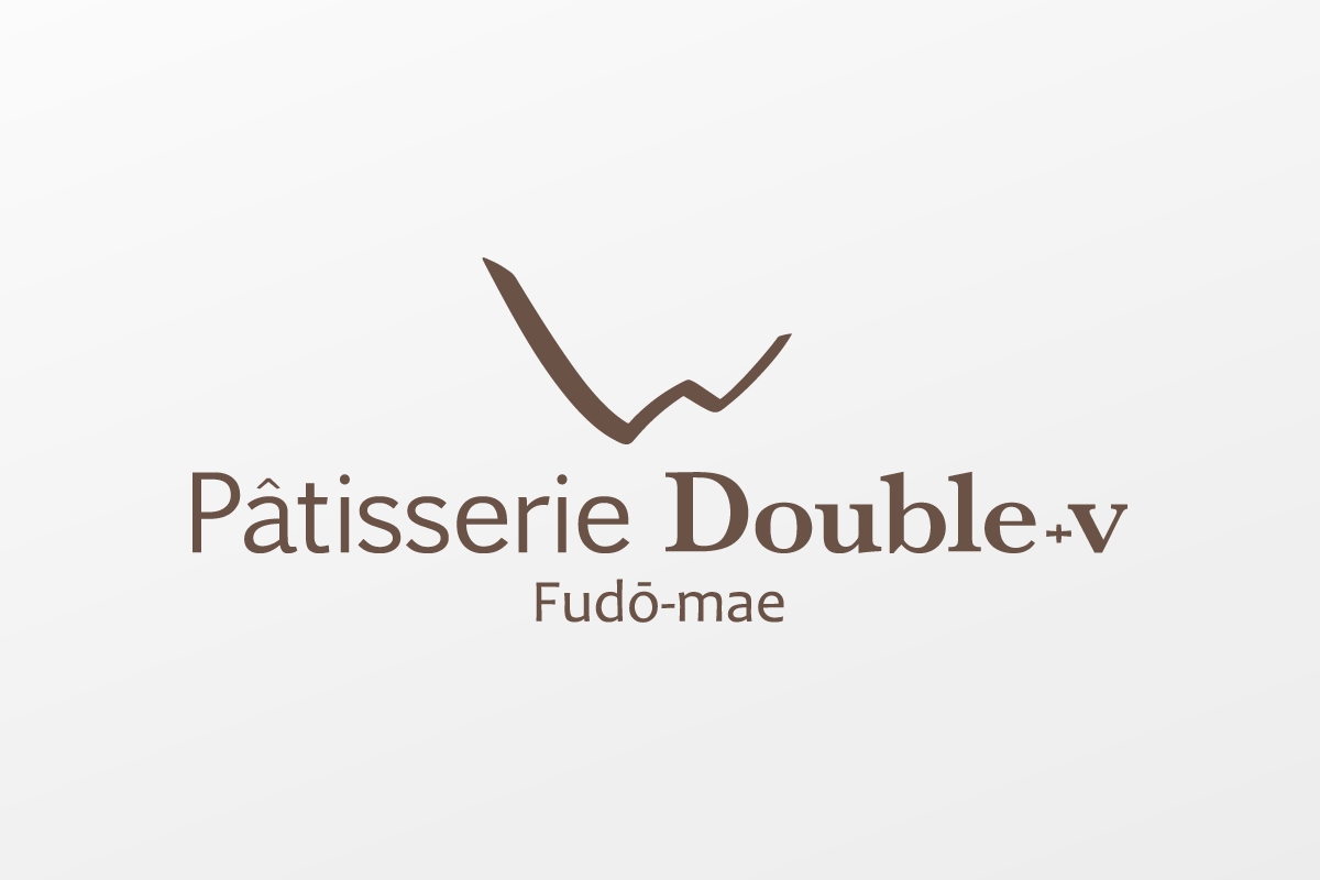 Patisserie Doublevのロゴマーク